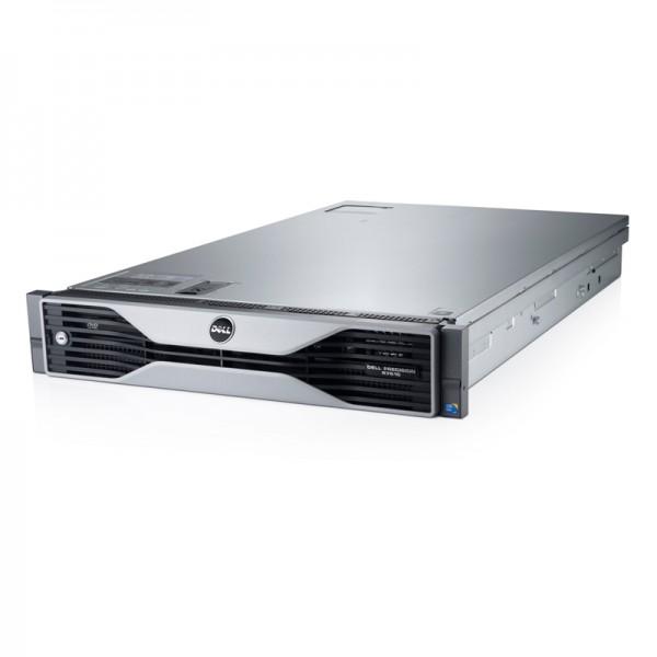 PC WorkStation Dell Precision R7610, Doble procesador Intel Xeon Six-Core E5-2620 2GHz , RAM 32GB ECC, HDD SAS 292GB , Dual NVIDIA® Quadro K600 2GB, Win7 Pro