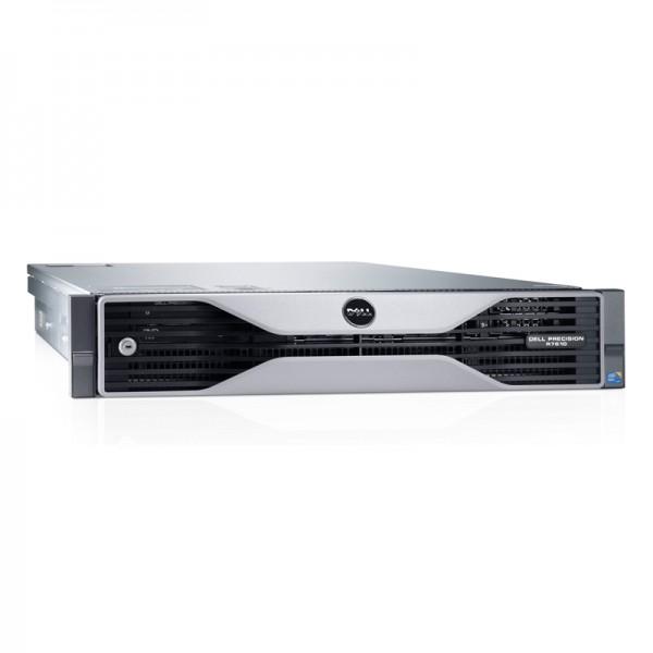 PC WorkStation Dell Precision R7610, Doble procesador Intel Xeon Six-Core E5-2620 2GHz , RAM 64GB ECC, HDD SAS 292GB , Dual NVIDIA® Quadro K600 2GB, Win7 Pro