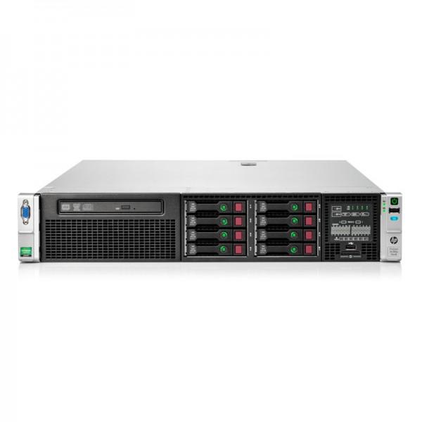 """Servidor HP ProLiant DL380 Gen9 SATA / SAS - SFF - Intel Xeon Processor E5-2640 v3, 20M Cache, 2.6 GHz - RAM 32GB DDR4 + 2 x HDD 600GB 15K SAS 12GBPS 2.5"""""""