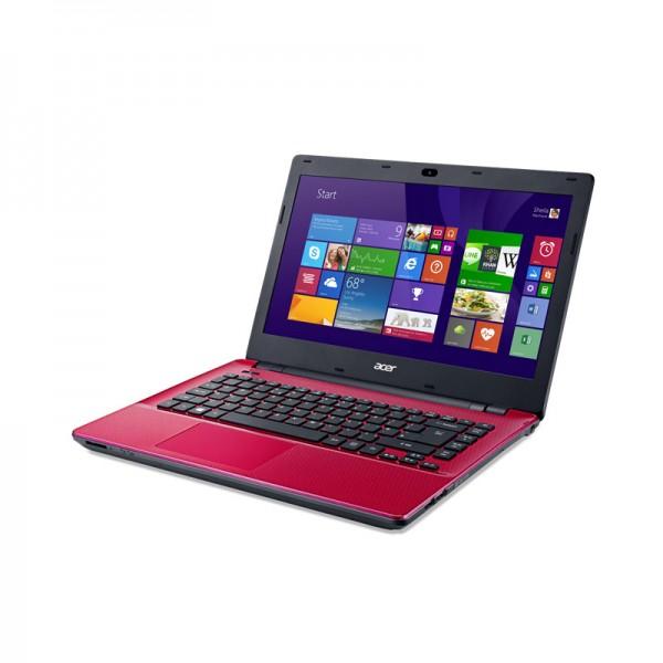 Laptop Acer Aspire  E5-411-C457, Intel Celeron N2920 1.8Ghz, RAM 4GB, HDD 500GB, DVD, LED 14'' HD , Windows 8.1