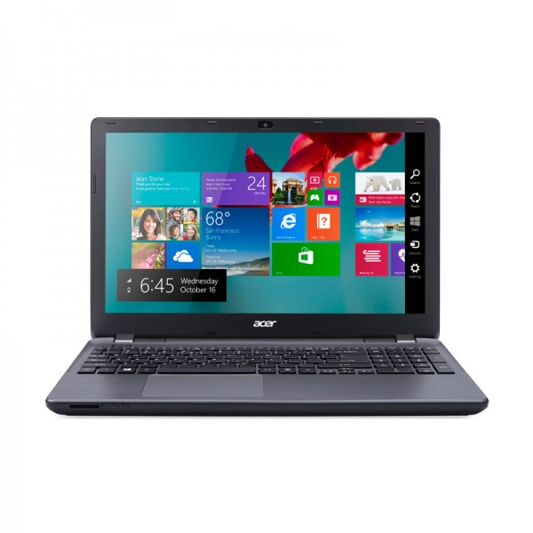 Laptop Acer Aspire E5-571-75UP Intel Core i7-5500U 2.4 GHz, RAM 16GB, HDD 1TB, DVD, LED 15.6'' WXGA HD, Windows 8.1 SP