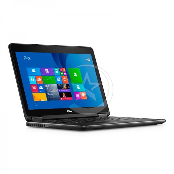 """Laptop Dell Latitude E7240, Intel Core i7-4600U 2.1GHz, RAM 8GB, SSD 512GB, LED 12.5"""" HD, Win 8.1 Pro"""