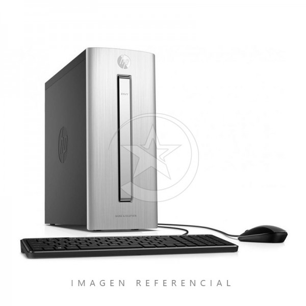 PC HP Envy 750-CTO3, Intel Core i7-6700 3.4GHz, RAM 12GB, HDD 2TB, Video 2GB AMD R9 350, Wi-FI, BT, DVD, Windows 10 Home