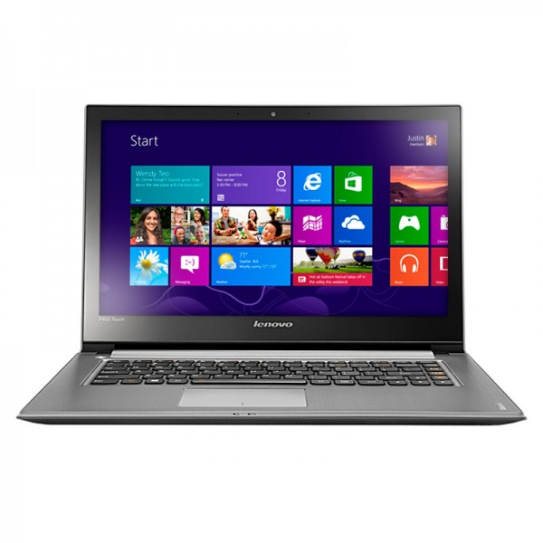 "Laptop Lenovo IdeaPad P400 Intel Core i7-3632QM 2.2 GHz, RAM 8GB, HDD 1TB , DVD , 14""HD Touch , Win 8"
