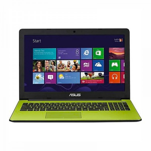 Ultrabook Asus X502CA-BI30705B (Green) Intel Core i3 3217U 1.8GHz