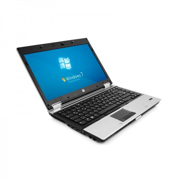 "Laptop HP EliteBook 8440p, Intel Core i5-520M 2.4GHz (vPro), RAM 4GB, HDD 500GB, DVD,  LED 14"", Windows 7 Professional"