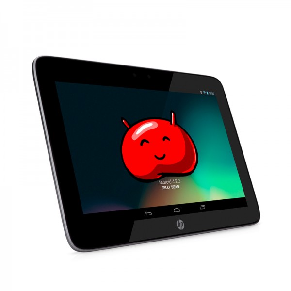 """Tablet HP Slate 10 3500 , Marvell Dual Core Core 1.2Ghz , RAM 1GB, Almacenamiento 16GB, Multi Touch 10"""", Android 4.22"""