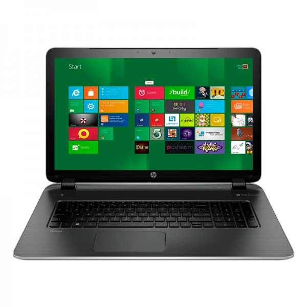 "Laptop HP Pavilion 17T-F000-Y3FR  Intel Core i5-4210U 1.70 GHz, RAM 12GB, HDD 750GB, Video 2GB, DVD, 17.3"" HD , Windows 8.1 Pro"