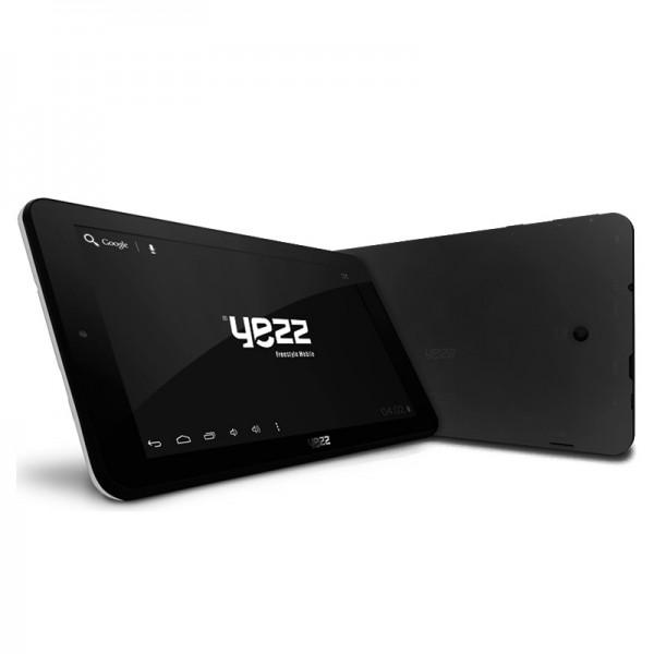 "Tablet Yezz Epic T7 Black, Dual core , almacenamiento 16GB, Touch 7"", Android 4.2"