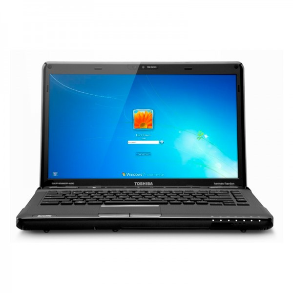 Laptop Toshiba Satellite M645-S4114, Intel Core  i5-480M 2.66GHz