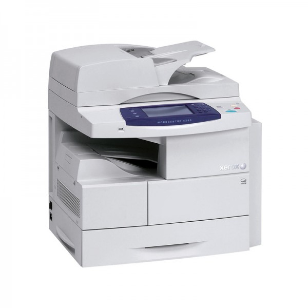 Impresora Multifuncional Xerox WorkCentre 4260 Láser, Monocromática