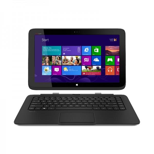 Laptop convertible HP Split 13-M100LA x2, Intel Core i3 4010Y 1.3GHz, RAM 4GB, HDD 500GB +SSD 64GB, Windows 8.1