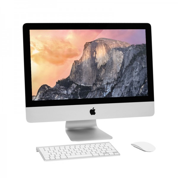 "iMac 21.5"" ME086 Intel Core i5 2.7Ghz, RAM 8GB, HDD 1TB, Pantalla 21.5"" IPS Full HD, OS X Yosemite"