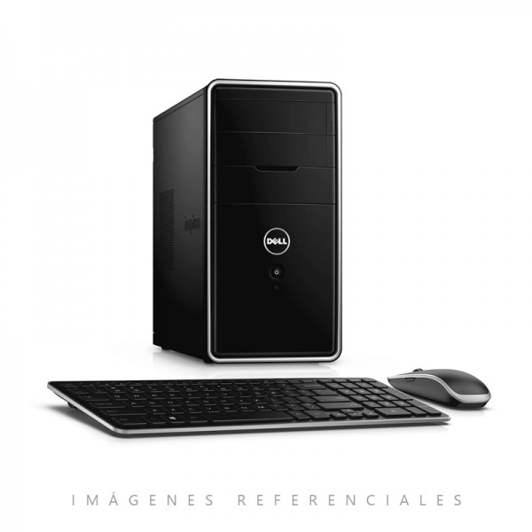 CPU Dell Inspiron Desktop 3000, Intel Core i7-4790 3.6GHz vPro, RAM 8GB, HDD 1TB, DVD, Windows 8.1 Pro