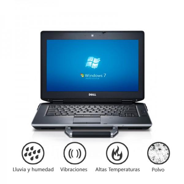 "Laptop Dell Latitude E6430 ATG RUGGED ""Special Editión""  Intel Core i5-3230M 2.6GHz, RAM 8GB, SSD 256GB, DVD, 14.""HD Touch , Win 7 Pro"