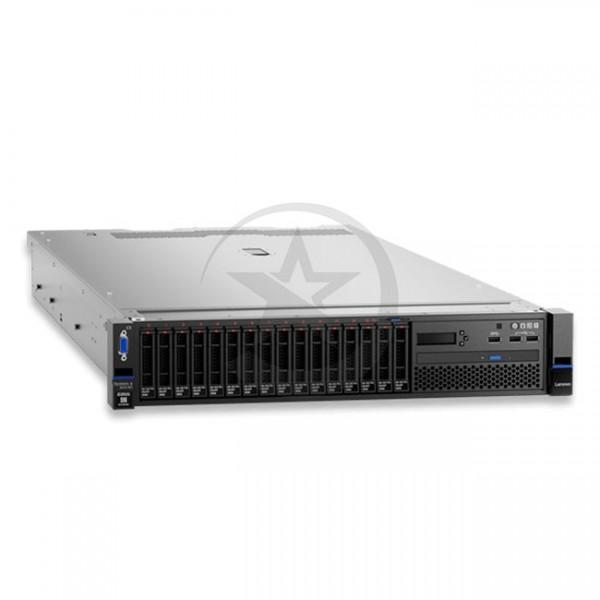 Servidor Lenovo System x3650 M5 5462ENU - 1 x Intel Xeon E5-2609 v3 Hexa-core (6 Core) 1.90 GHz - 2U, RAM 16GB DDR4 ECC, Discos SAS 1.2TB -10K, 1x 550 W P/S, DVD