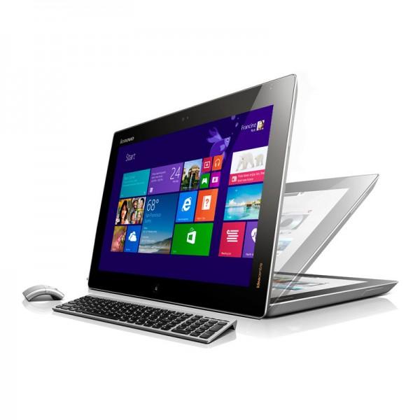 "PC Convertible Todo en Uno Lenovo Flex 20, Intel Core i3 4010U 1.7 GHz, RAM 4GB, HDD 500GB, LED 19.5"" HD Touch Screen, Windows 8.1"