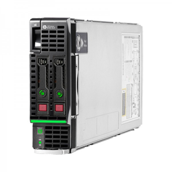 Servidor Blade HP ProLiant BL460C Gen8 Intel Xeon E5-2650 1P