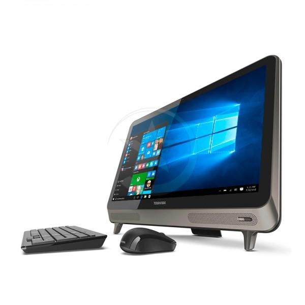 """PC Todo en Uno Toshiba LX835-D3203UP Core i7-2760QM 2.4GHz, RAM 8GB, HDD 1TB, DVD, LED 23"""" Full HD"""