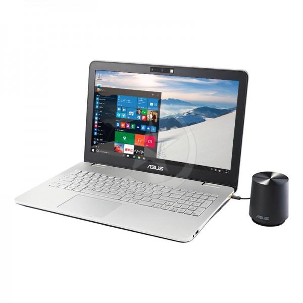 "Laptop Asus N551JX Intel Core i7-4720HQ 2.5 GHz, RAM 16GB, HDD 1TB, Video NVidia GTX 950M 4GB, BluRay,15.6""Full HD, Win 10 Home"