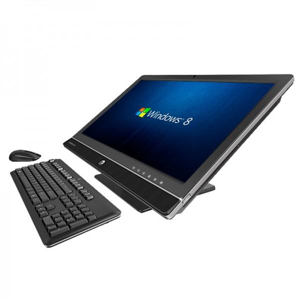 """PC Todo en Uno HP EliteOne 800 G1, Intel Core i7-4770S 3.1GHz, RAM 4GB, HDD 1TB + SSD 8GB, 23"""" FullHD, Win 7Pro/8Pro"""