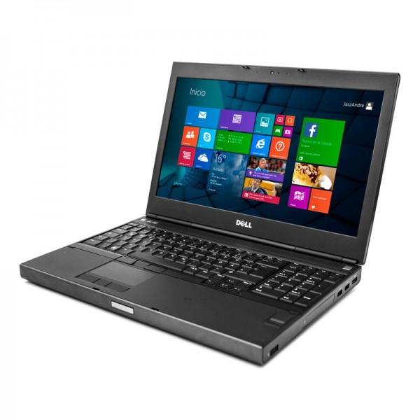 "Laptop Dell WorkStation Precision M4800 Intel Core i7 4600M 2.9GHz(vPro), RAM 8GB, HDD 750GB, NVidia Quadro K1100M 2GB, 15.6"" HD, Windows 8 Pro"