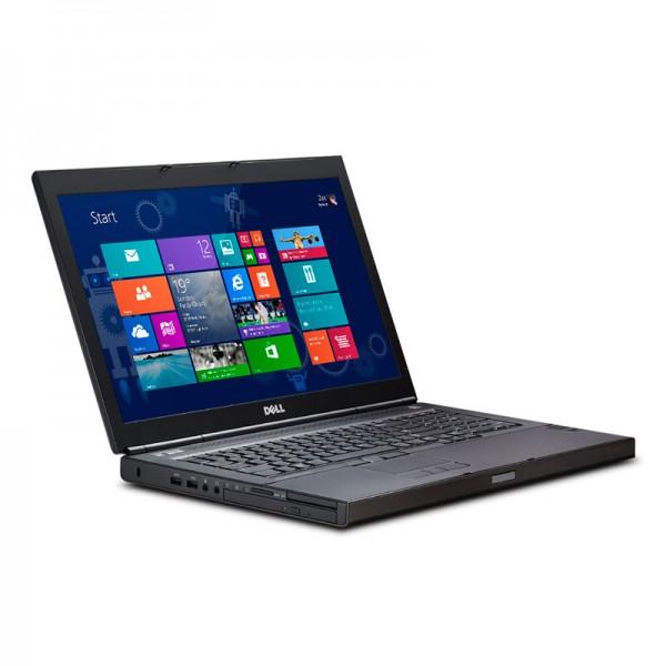 "Dell WorkStation Precision M4800 Intel Core i7 4810MQ 2.8GHz(vPro), RAM 16GB, SSHD 500GB, FirePro M5100 2GB, DVD, 15.6"" Full HD, Windows 8 Pro"