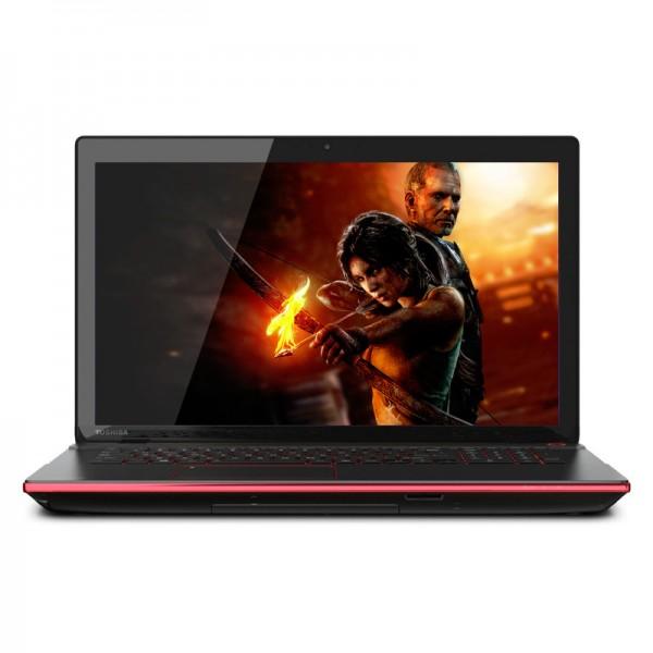 "Laptop Toshiba Qosmio X75-A7103KL, Intel Core i7-4700 2.40GHz,RAM 12GB,HDD 1.5TB, Video 3GB GTX, Blu-ray, 17.3"" Full HD, Win8.1"