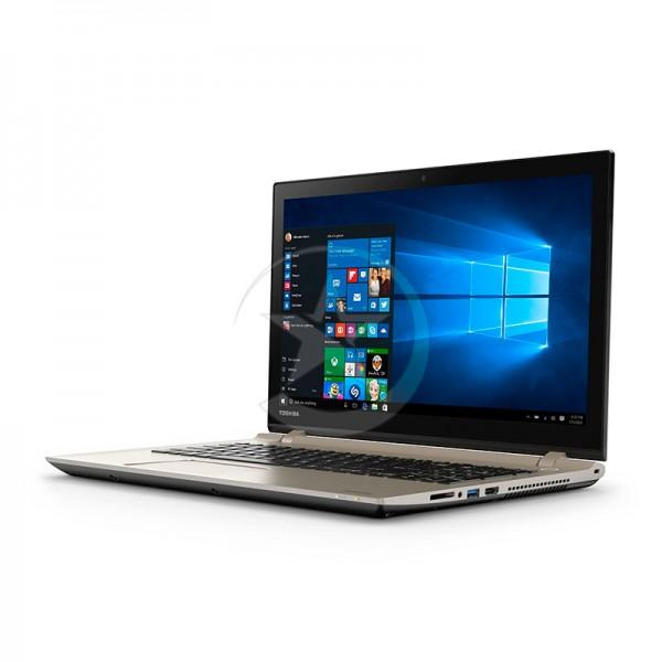 "Laptop Toshiba Satellite S55T-C5165 Intel Core i7-6700HQ 2.6GHz, RAM 12GB, HDD 1TB+SSD 128GB, Video 4GB GTX 950M, LED 15.6"" Full HD Touch, Windows 10"