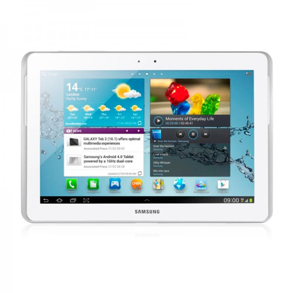 """Tablet Samsung Galaxy Tab 2, Almacenamiento 16GB, Multi Touch 10.1"""", Android 4.0"""