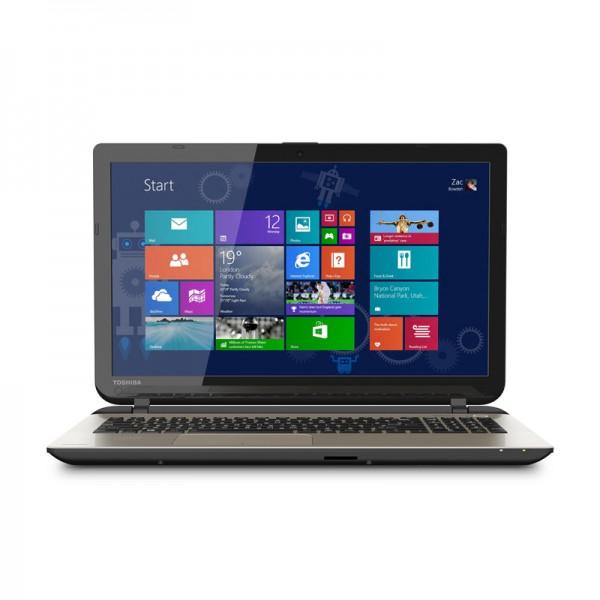 "Laptop Toshiba Satellite L55-B5192SM, Intel Core i3-4005U 1.70GHz, RAM 4GB, HDD 750 GB, DVD, LED 15.6"" HD, Windows 8.1 Pro"