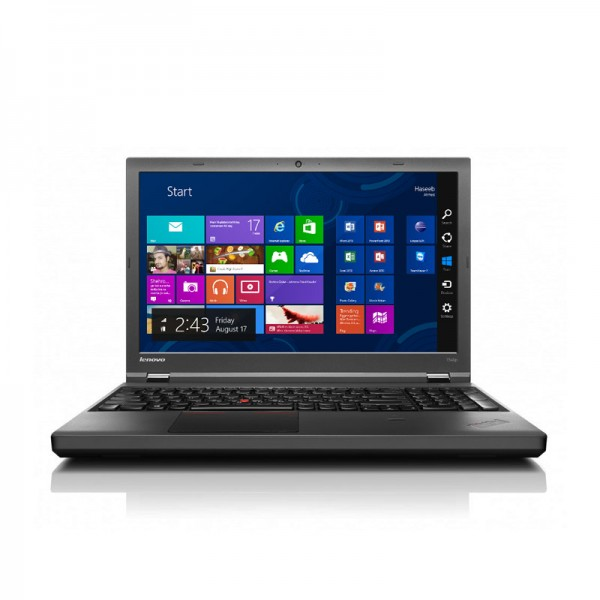 "Laptop Lenovo ThinkPad T540p Intel Core i5-4300U 1.90 GHz, RAM 8GB, HDD 500GB + 16GB SSD, DVD+RE, LED 15.6"" HD, Windows 8 Pro ENG"