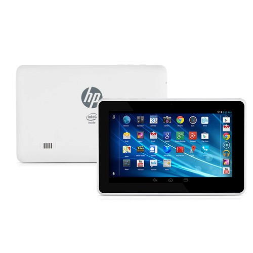 "Tablet HP 7 1800LA, Intel Z2460, 8GB, Multi Touch 7"", Android 4.1"