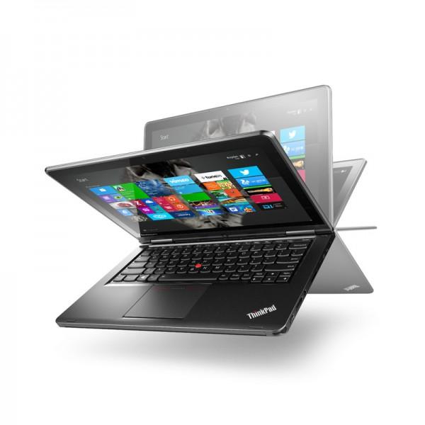 Laptop Convertible Lenovo ThinkPad S1 Yoga Intel Core i7-4500U 1.80GHz, RAM 8GB, SSD 256GB, LED 12.5'' Full-HD Touch, Windows 8.1 Pro