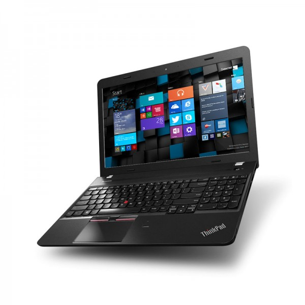 "Laptop Lenovo ThinkPad E560 Intel Core i5-6200u  2.3GHz, RAM 8GB, HDD 500GB, DVD, LED 15.6"" HD, Win 10 Pro eng"