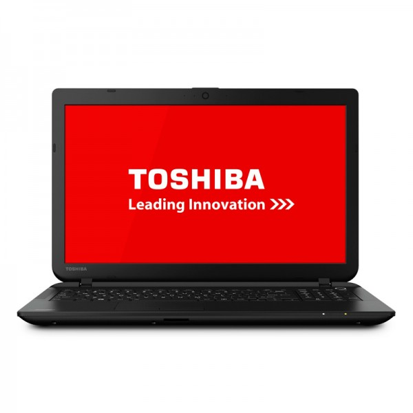 "Laptop Toshiba Satellite C55-B5116KM Intel Core i3-4005U 1.70GHz, RAM 4GB, HDD 500GB, DVD, 15.6"" HD"