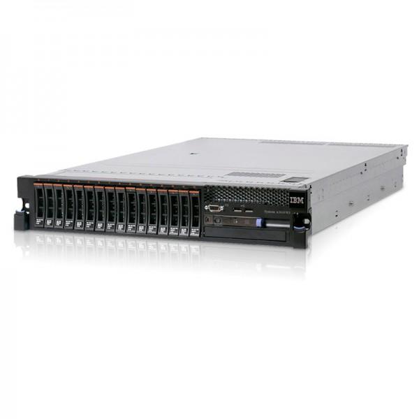 Servidor IBM System x3650 M3, 2 procesadores Intel Xeon 6c E5645