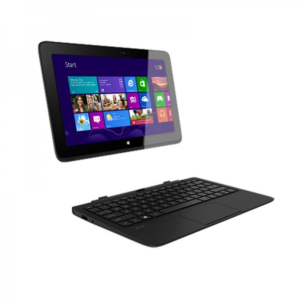 "Notebook Convertible HP Pro x2 410 Intel Core i5-4202Y 1.6 GHz, RAM 4GB, SSD 256GB, 11.6"" Touch HD, Windows 8.1 Pro"
