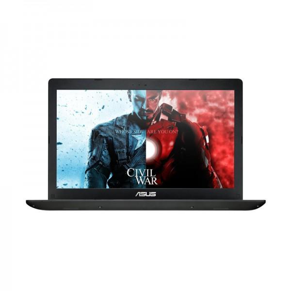 """Laptop Asus X554LA-XX1579D Intel Core i3-4005U 1.70GHz, RAM 4GB, HD 1TB, DVD, LED 15.6"""" HD"""
