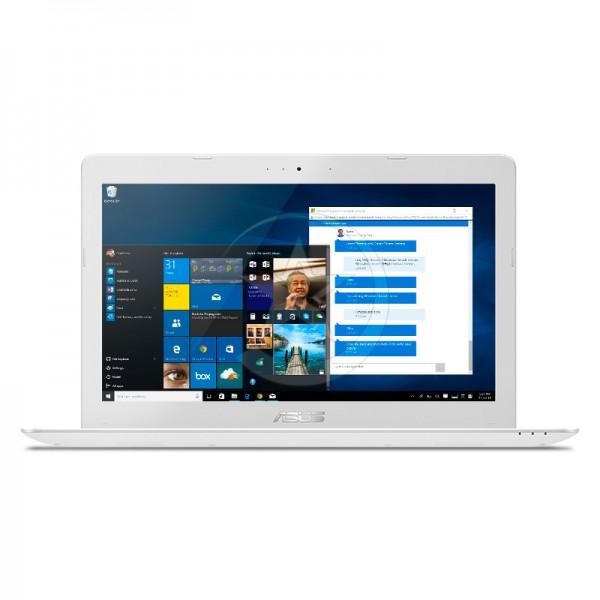 """Laptop Asus X556UA-XX071T, Core i5-6200U, RAM 8GB, HD 500GB, DVD, LED 15.6"""" HD, Windows 10"""
