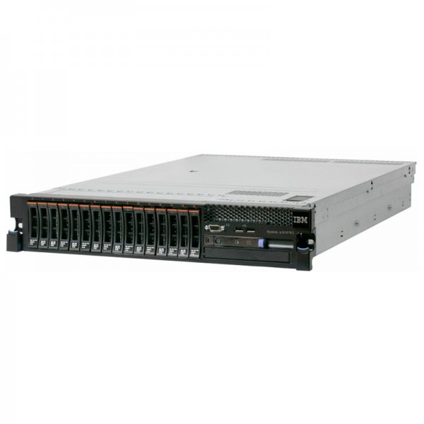 Servidor IBM System x3650 M3 7945 Intel Xeon E5645