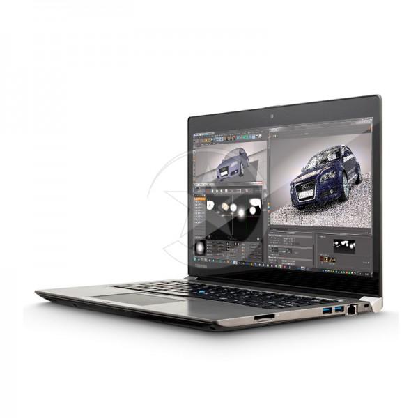 "Laptop Toshiba Portégé Z30-B3102M, Intel Core i7-5600U 2.60GHz vPro, RAM 8GB, SSD 256GB, LED 13.3"" HD, Win 8.1 Pro + Garantía Extendida"