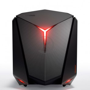 "PC Lenovo IdeaCentre Y720 Cube-15ISH ""Signature Edition"" Intel Core i7-7700 3.6GHz, RAM 16GB, HDD 1TB + SSD 128GB, Video 8GB AMD Radeon RX 480, Windows 10"