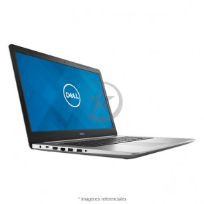"Laptop Dell Inspiron 17 Serie 5000, AMD A9-9400 2.4GHz, RAM 8GB, HDD 1TB, DVD, LED 17.3"" HD+, Windows 10 Home"