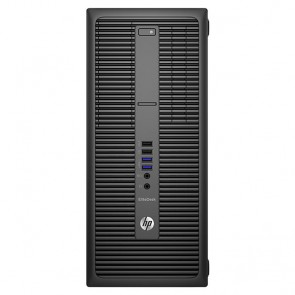 CPU HP EliteDesk 800 G2 Torre, Core i3-6100 3.7GHz, RAM 8GB DDR4, HDD 500GB, DVD, Windows 10 Pro