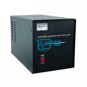 Estabilizador  ELISE IEDA PODER SAFE LCR-10, SOLIDO, 1KVA, 220V.