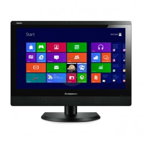 "PC Todo en Uno Lenovo ThinkCentre M93z, Intel Core i3-4150 3.5GHz, RAM 8GB, HDD 500GB, WiFI, BT, DVD, LED 23.8"" Full HD, Win 8.1 Pro"