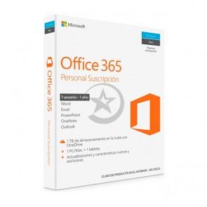 Microsoft Office, 365 Personal Suscripción