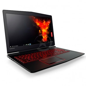 "Laptop Lenovo Legion Y520-15IKBN Gaming, Intel Core i7-7700HQ 2.8GHz, RAM 8GB, HDD 1TB+Sólido SSD 128GB, Video 2GB GeForce GTX 1050, LED 15.6"" Full HD, Windows 10 Home"