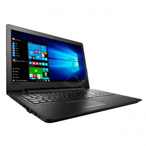 "Laptop Lenovo 110-15IBR, Intel Celeron N3060 1.6GHz, RAM 4GB, HD 500GB, DVD, LED 15.6"" HD, Windows 10"